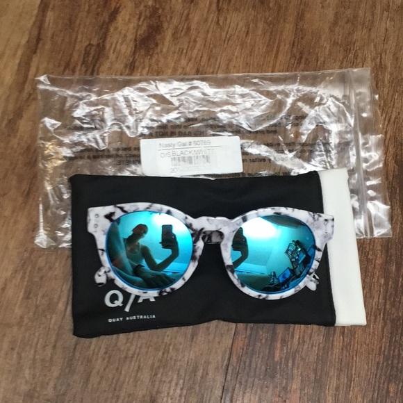 Quay Australia Accessories - New! Quay High Emotion Sunglasses